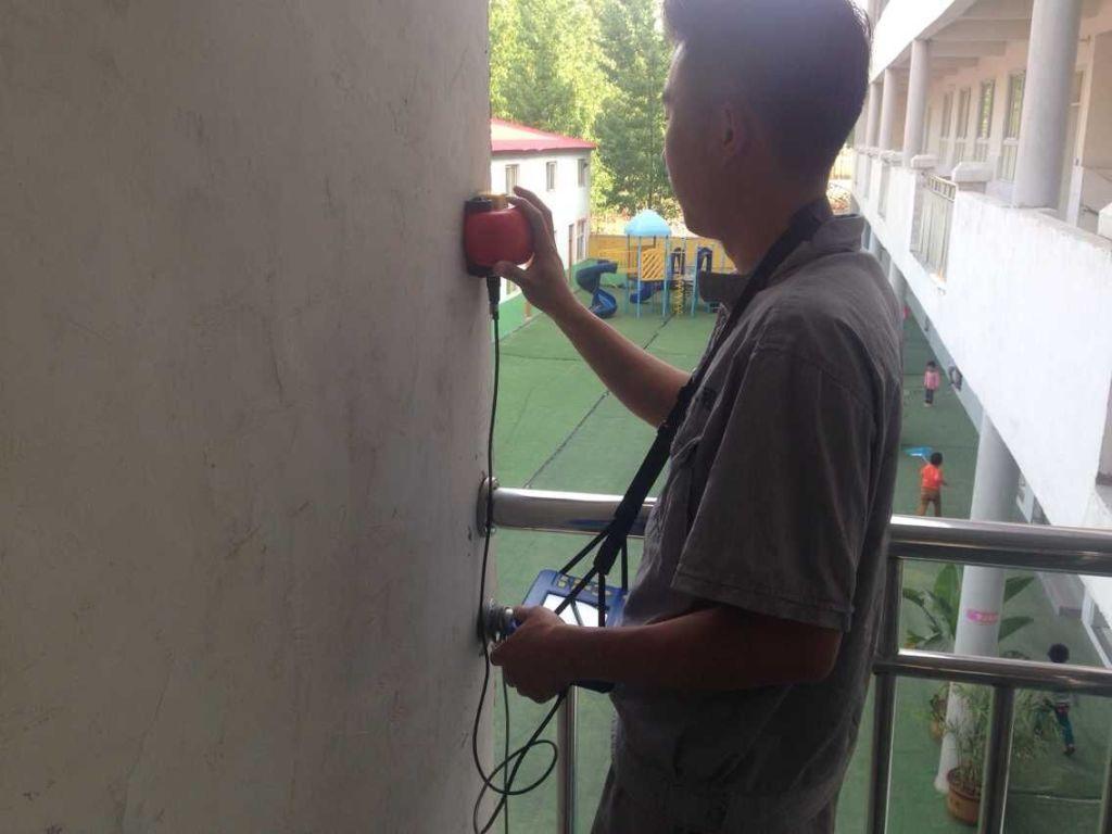 厂房抗震检测及加固
