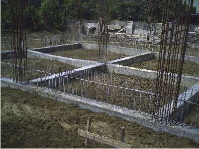 建筑工程和加固方法绕丝加固法