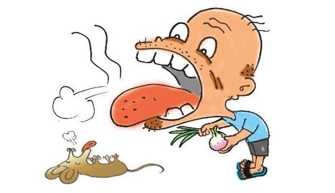 口臭是什么原因?有口臭怎么辦?