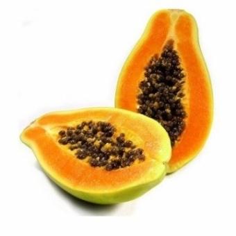 海南精品夏威夷 木瓜4-5个 约10斤