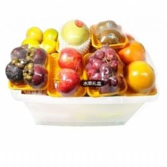 新鲜水果组合A5 生态水果礼盒