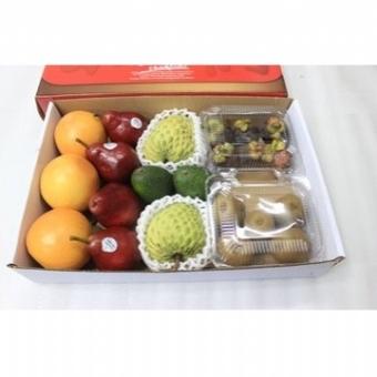 水果礼箱—绿源清凉盛宴B2