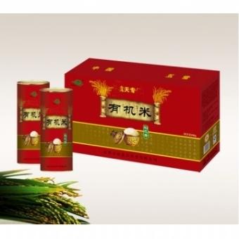 五常稻花香有机大米 10千克