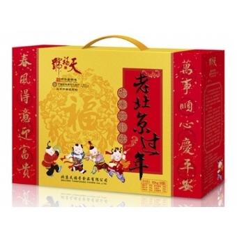 天福号熟食礼盒 老北京过年礼盒 1550g