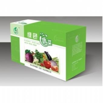 汤山绿源生态蔬菜 绿色蔬菜 套餐组合A5款