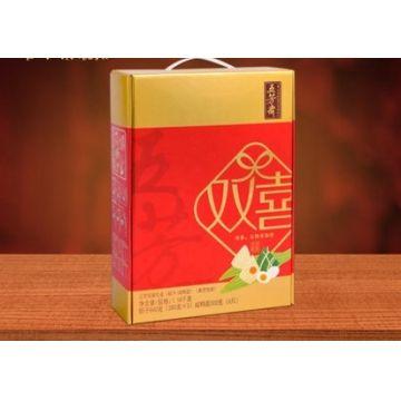 五芳双喜咸鸭蛋粽子礼盒