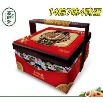 嘉乡尚品 粽子礼盒