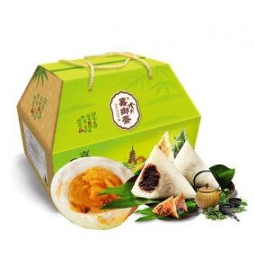 嘉乡三宝粽子礼盒