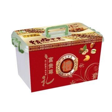 干果礼盒组合5 干果大礼包
