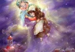 经典童话故事 卖火柴的小女孩