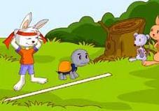 经典童话故事 龟兔赛跑
