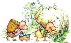 经典童话故事 蚂蚁和蟋蟀