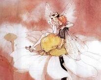 经典童话故事 拇指公主