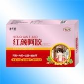 康民堂红颜阿胶营养液10mlx10支成人口服液微商货源一件代发