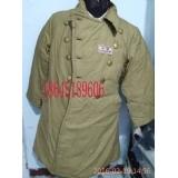 北大荒复转老军人保留的1951年大衣