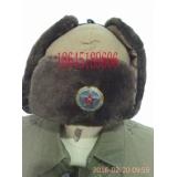 北大荒复转老军人保留的1960年棉帽