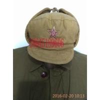 北大荒复转老军人保留的1950年棉帽