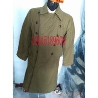 北大荒老军人保留的1957年士兵大衣