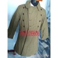 北大荒58复转老军人保留的中国人民志愿军大衣