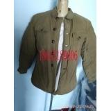 北大荒58复转老军人保留的1957年士兵棉衣