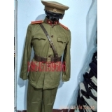 北大荒58年转业老军人保留的军服一套