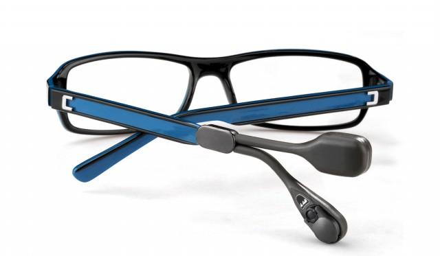 德国骨导眼镜式拉贝助听器