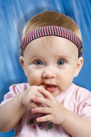 儿童头带式骨导助听器