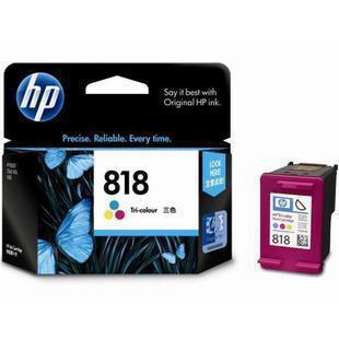 HP818彩色墨盒
