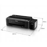 愛普生彩色噴墨打印機L310