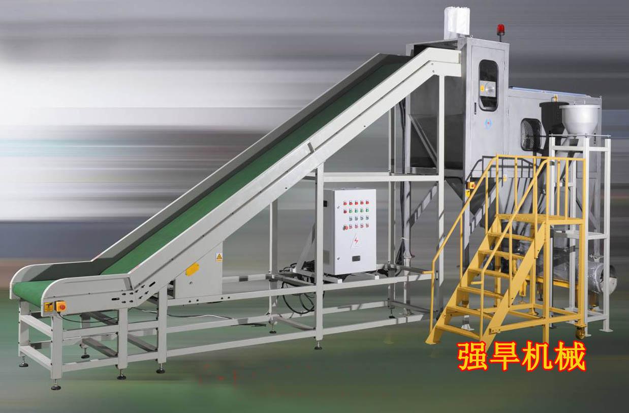 全自动拆包机-上海强旱机械