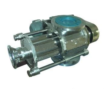不锈钢清洗型旋转给料阀-上海强旱机械