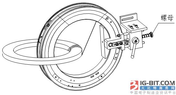 环形变压器绕线机