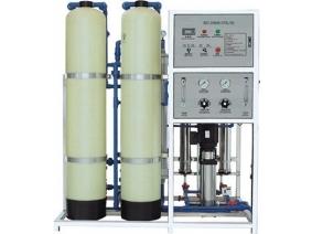 0.5T/h一级反渗透纯水设备
