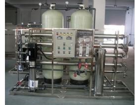 2T/h反渗透纯水制取设备