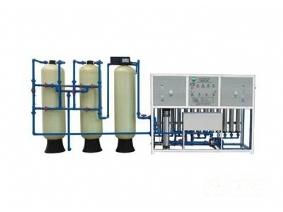 3T/h单级反渗透纯水设备
