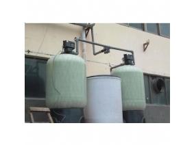 25T/h双阀双罐软化水设备