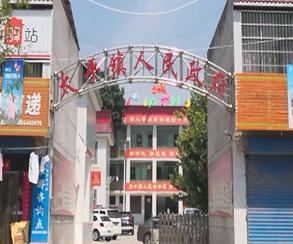陜西西咸新區空港新城太平鎮人民政府