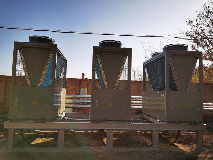 寧夏簡泉農場煤改電項目
