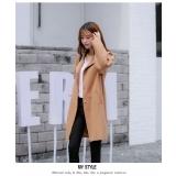 239韩版新款高端棉麻外套歌蕙女装