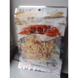 50克鱿鱼丝X120袋/箱 青岛特产 女孩 学生 KTV 超市