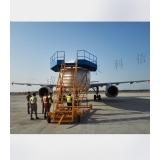 A320风挡工作梯