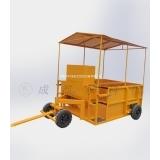 航线轮胎运输车
