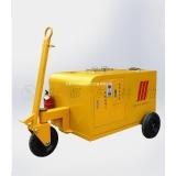 公务机飞机发动机洗发车