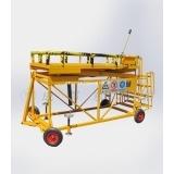 1.2-2.5米液压升降工作梯