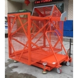 冲压涡轮测试保护笼