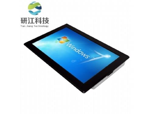 12寸无风扇单网win7/8系统工业平板电脑厂家直销可定制
