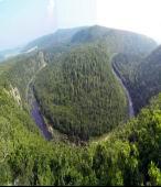 黑河锦河峡谷一日游