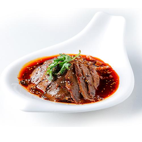 凉拌麻辣牛肉