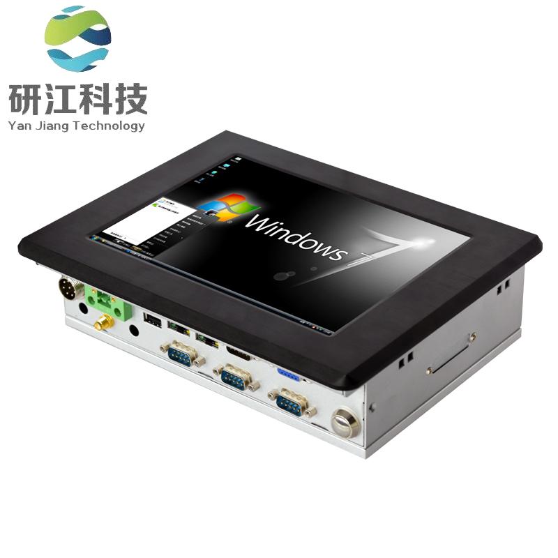 7寸嵌入式工业平板电脑