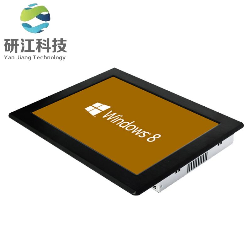 12.1寸嵌入式工业平板电脑